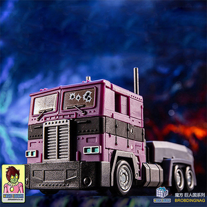 Image 3 - 11cm Transformation Model MS TOYS MS B18SG Shattered Glass Version Deformation MMP10 ABS Action Figure Pocket War Mini Toy Gifts