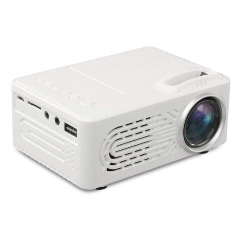 814 mini mini portatil casa entretenimento projetor suporta 1080 p hd conexao do telefone movel