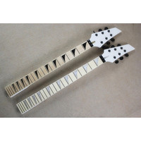 disado 24 Frets Maple Musical instruments Electric Guitar Neck maple fingerboard Guitar accessories Parts