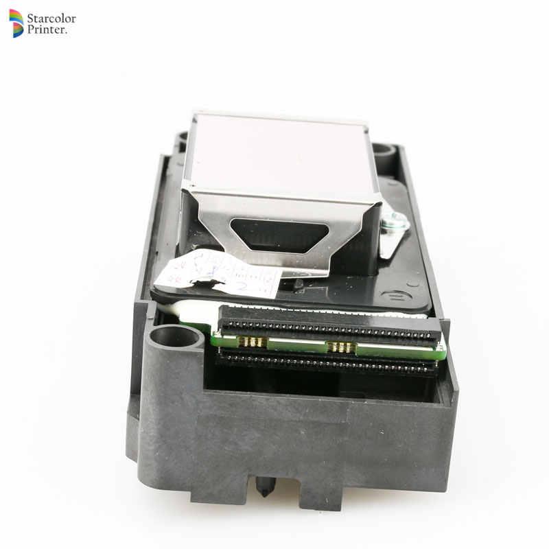 Asli Baru DX5 Dibuka Printhead F186000 Print Head Membuka untuk Epson 4880 R2000 Mimaki Mutoh Eco Yang Berlaku Printer