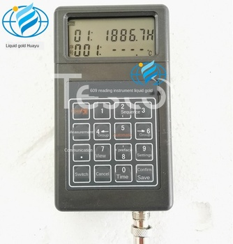 Vibrating wire reader 609 reader frequency meter measuring rebar gauge axial force gauge earth pressure box osmometer elecall nk 300 analog dynamometer force measuring instruments thrust tester analog push pull force gauge tester meter