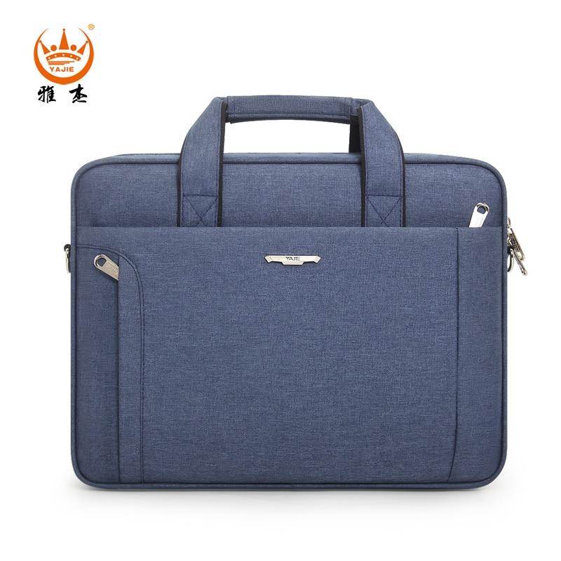 Новый дизайн, сумка для ноутбука, мужской деловой портфель, Повседневная сумка через плечо, мужская сумка, Оксфорд, водонепроницаемая