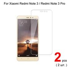 Xiaomi Redmi Note 3 Pro / Redmi Note 3 Xiaomi Redmi Note 3 보호 유리 용 고급 강화 유리 스크린 보호기