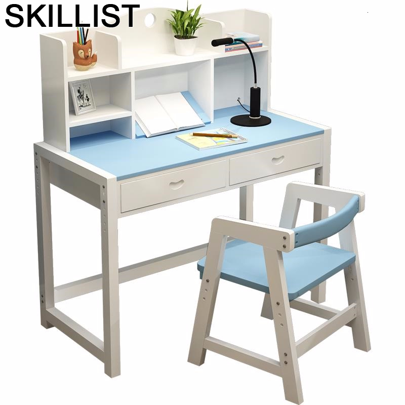 Infantiles Escritorio And Chair Play Mesinha Baby Stolik Dla Dzieci Toddler Adjustable Mesa Infantil Kinder For Study Kids Table