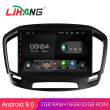 LJHANG 10.1 inch Android 9.0 Car Multimedia Player For PEUGEOT 307 GPS Navigation 1 Din Car Radio Stereo WIFI Automotive RDS SWC(China)