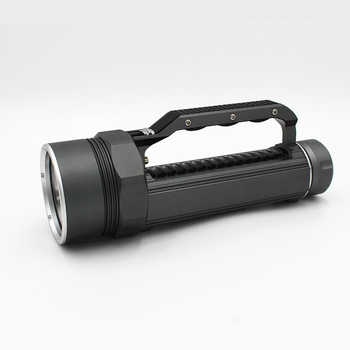 Diving Light 6*L2 7200LM led Diving Flashlight Waterproof Lamp Scuba Submersible Underwater 100M Work Torch 32650 Batteries