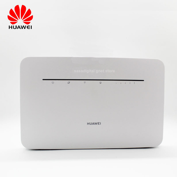 Unlocked Huawei B535-232 4G Router 3 Pro LTE Wireless Router FDD LTE: B1 / B3 / B7 / B8 / B20 / B28 / B32 / B38 Cat7 300Mbps цена 2017