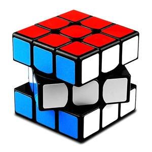 Education Toys Sticker Speed-Cubes Puzzle Magic-Cube 3x3 3x3x3 Qiyi Professional Adult