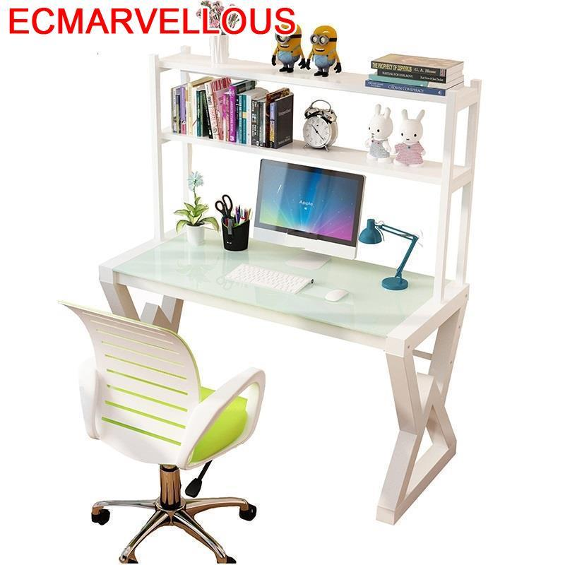 Bed De Oficina Scrivania Ufficio Bureau Meuble Standing Biurko Escritorio Laptop Stand Tablo Bedside Study Desk Computer Table
