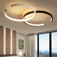 Modern living room bedroom kitchen cabinet LED ceiling lamp household classic ceiling lamp LB122519