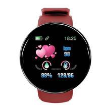 Умный спортивный браслет d18 с bluetooth спортивные умные часы