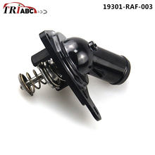 Engine Coolant Thermostat Housing For Honda Acura RSX CRV CR-V Civic Si Coupe 2-Door 19301RAF003