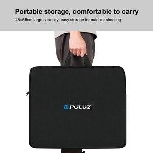 Image 5 - PULUZ 46cm Ring LED Lights Portable Zipper Storage Bag Photography Lights Carry Handbags, Size: 48cm x 55cm