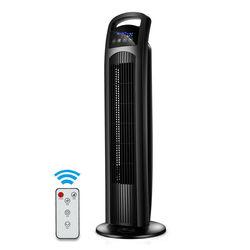 Homezest column fan remote control tower fan 40W 80CM pedestal fan suitable for camping &home
