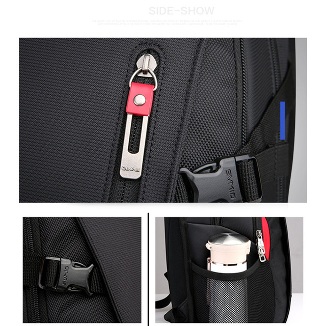 Nylon Casual Backpacks 29 L