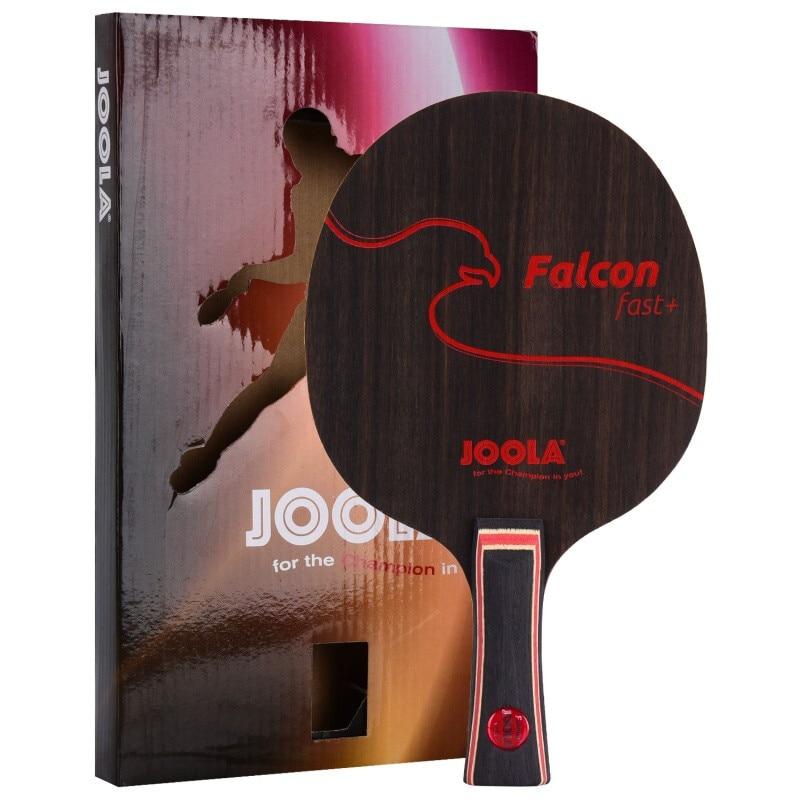 Joola FALCON FAST+ (7 Ply, Ebony, Offensive) Table Tennis Blade Racket Ping Pong Bat Paddle