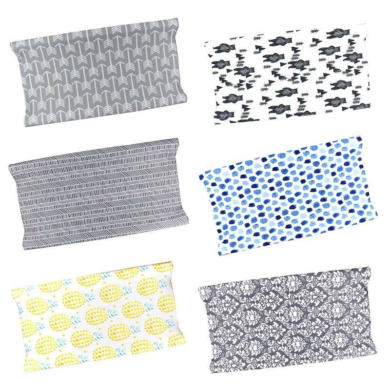 Soft Reusable Changing Pad Cover Baby Changing Table Sheets Breathable Cover Baby Nursery Supplies