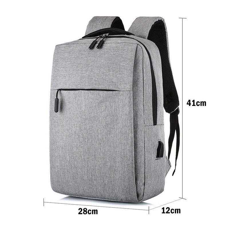 LOOZYKIT Laptop Usb Backpack School Bag Anti Theft Men For 16inch Backbag Travel Daypacks Male Leisure Backpack Mochila