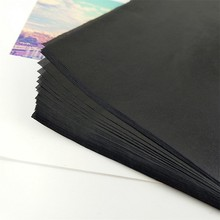 Stationery Paper Carbon Black Double-Sided In-Stock Office School Finance 20pcs
