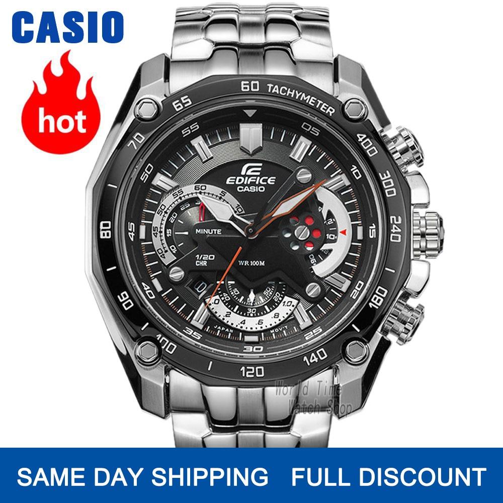 Casio watch Edifice watch men brand luxury quartz Waterproof Chronograph men watch racing Sport military Watch relogio masculino|watch quartz|watch casiowatch casio watches - AliExpress