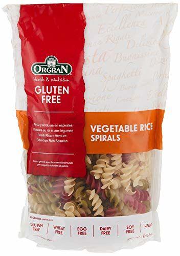 Orgran Vegetable Rice Pasta, 250g