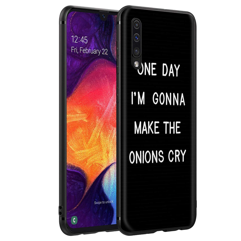 No di Colore Della Principessa di Testo per il Caso di Samsung Galaxy A7 A8 A9 A10 A20 A30 A40 A50 A70 S10 Più S20 ultra Nota 10 Lite A51 A71 A81 A91