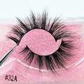 SHIDISHANGPIN 1 пара 3D норковые ресницы макияж пушистые натуральные норковые ресницы длинные Искусственные ресницы драматические накладные ресн...