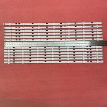 LED الخلفية قطاع (12) لسامسونج UN58H5202 UE58H5200 UE58J5002AK UE58J5200 UN58H5203 UE58H5200 UE58J5202 UA58H5200 UE58J5005