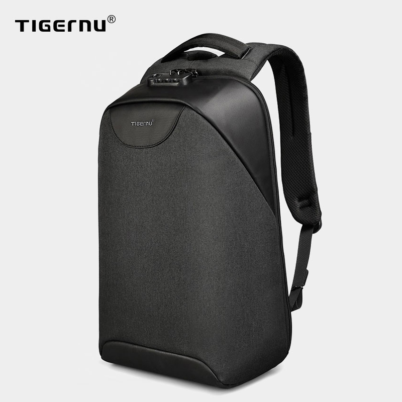 No Key Anti theft TSA Lock Fashion Men Backpacks 15.6inch USB Charging Laptop Male Mochila 18L College School Backpack for Boys|Backpacks| - AliExpress