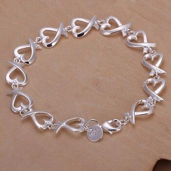 Women Sterling Silver Bracelet Jewelry 925 Silver Jewelry