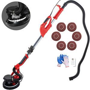 750W Wall Sander Dry Work Polisher Electric Wall and Ceiling Sander, Giraffe Sander Ideal for Ceiling and Sanding