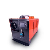 Estilo clássico 5kw 12v diesel portátil tudo em um estacionamento calefatores de ar aquecedor de ar aquecimento de óleo|Almofada para pescoço| |  -