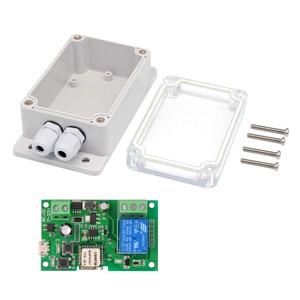 Image 1 - EWeLink Módulo de relé inalámbrico DC5V, 12V, 24V, 32V, Wifi, Control de aplicación remota para teléfono, módulo de automatización de domótica