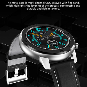 Image 3 - Timewolf Smart Watch IP68 Waterproof 5atm Blood Pressure Smartwatch Android 5.1 Heart Rate Smart Watch for Android Phone IOS