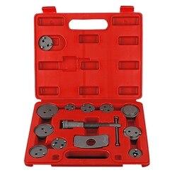13 sztuk uniwersalny do samochodów precyzja zacisk hamulca tarczowego wiatr powrót zestaw narzędzi do klocek hamulcowy pompa hamulcowa tłok hamulca zestaw narzędzi do naprawy samochodu|Zestawy narzędzi ręcznych|Narzędzia -