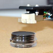 Stylus limpiador de aguja autoadhesivo, Gel de limpieza antiestático para tocadiscos, H05A