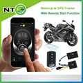 NTG02M 1 Uds rastreador gps para bicicletas motocicletas con Android e IOS APP gps tracker sistema de alarma 18 meses de garantía