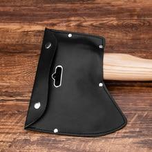 Защитная крышка для лезвия, нож для обвалки, многофункциональный, для кемпинга, мягкий, прочный, для EDC инструментов, из искусственной кожи, портативный, для топора, оболочка