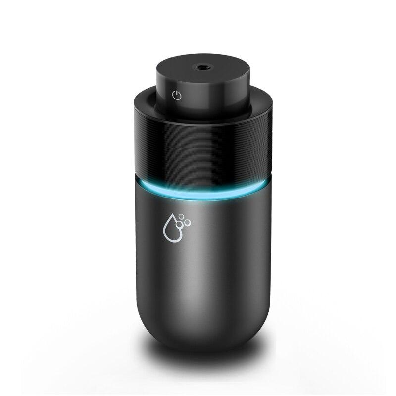 USB автомобильный диффузор для эфирных масел освежитель воздуха красочные светодиодные фонари домашний Ароматерапия Увлажнитель прерывист...