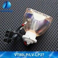 VT80LP LV-LP27 Lâmpada Do Projetor originais/Lâmpada Para NEC VT48 VT48 + VT48G VT49 VT49 + VT49G VT57 VT57G VT58BE VT58 VT59 Para Canon