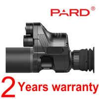 PARD NV007 infrarrojo IR visión nocturna alcance 1080P HD óptica de visión nocturna juego salvaje cámara de vídeo Alcance de caza nocturna Rilfe alcance
