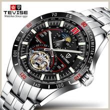 Tevise Men's Automatic Mechanical Watches Waterproof Watch Men Male Sports Winding Wristwatch Relogio Masculino reloj hombre naviforce 2015 relogio reloj hombre nv1823528