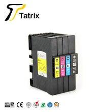 Tatrix – cartouche d'encre pigmentée Compatible pour Ricoh GC41, pour modèles SG 3110DNw/3110SFNw/3100SNw/2100N/3110DN/7100DN