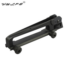 VULPO Picatinny rail M4 M16 AR15 Detachable Carry Handle A2 Rear Sight For Hunting