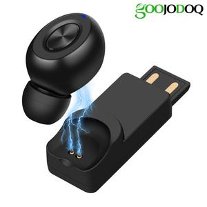 GOOJIDOQ 5.0 Headset USB charg