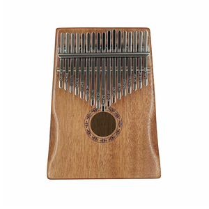 Image 4 - 6 стилей, инструменты для начинающих, 17 клавиш, узор для большого пальца, фортепиано, корпус из красного дерева, музыкальный инструмент, 17 клавиш, клавиатура Kalimba, музыкальный инструмент