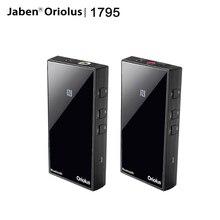 Jaben Oriolus 1795 di Riferimento Qualcomm PCM1795 HiFi Bluetooth 5.0 Amplificatore AMP DAC 3. 5PRO/4.4mm Uscita Bilanciata CVC/NFC
