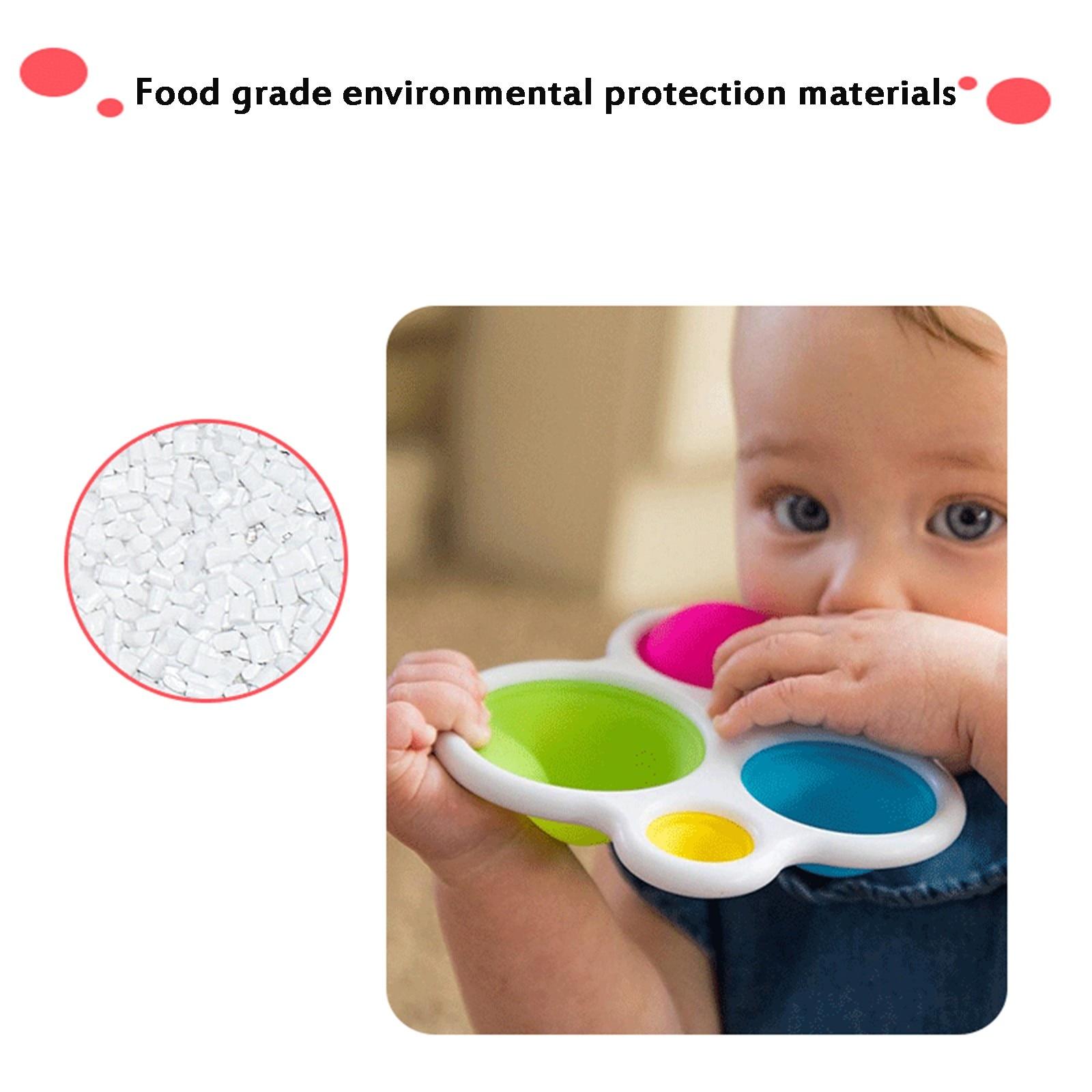 Fat-Brain-Toys Popit Fidge Simple Dimple Infant Intelligence-Development Intensive Early-Education img4