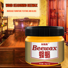 BEEWAX 85g дерево приправа Beewax комплексное решение мебель уход, полировка из водонепронецаемого износостойкого уборки дома#3D9