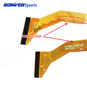 Image 5 - Màn Hình Cảm Ứng Cho 10 Inch BDF Máy Tính Bảng DH/CH 1096A1 FPC276 V02/GT10JTY131 V1.0 V2.0 V3 ZY 1002A Cảm Ứng Bộ Số Hóa kính Cảm Biến